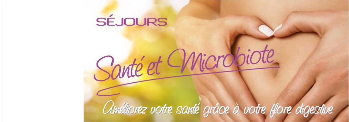 Séjours Microbiote