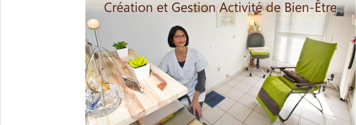 Création et Gestion d'une Activité de Bien-Être